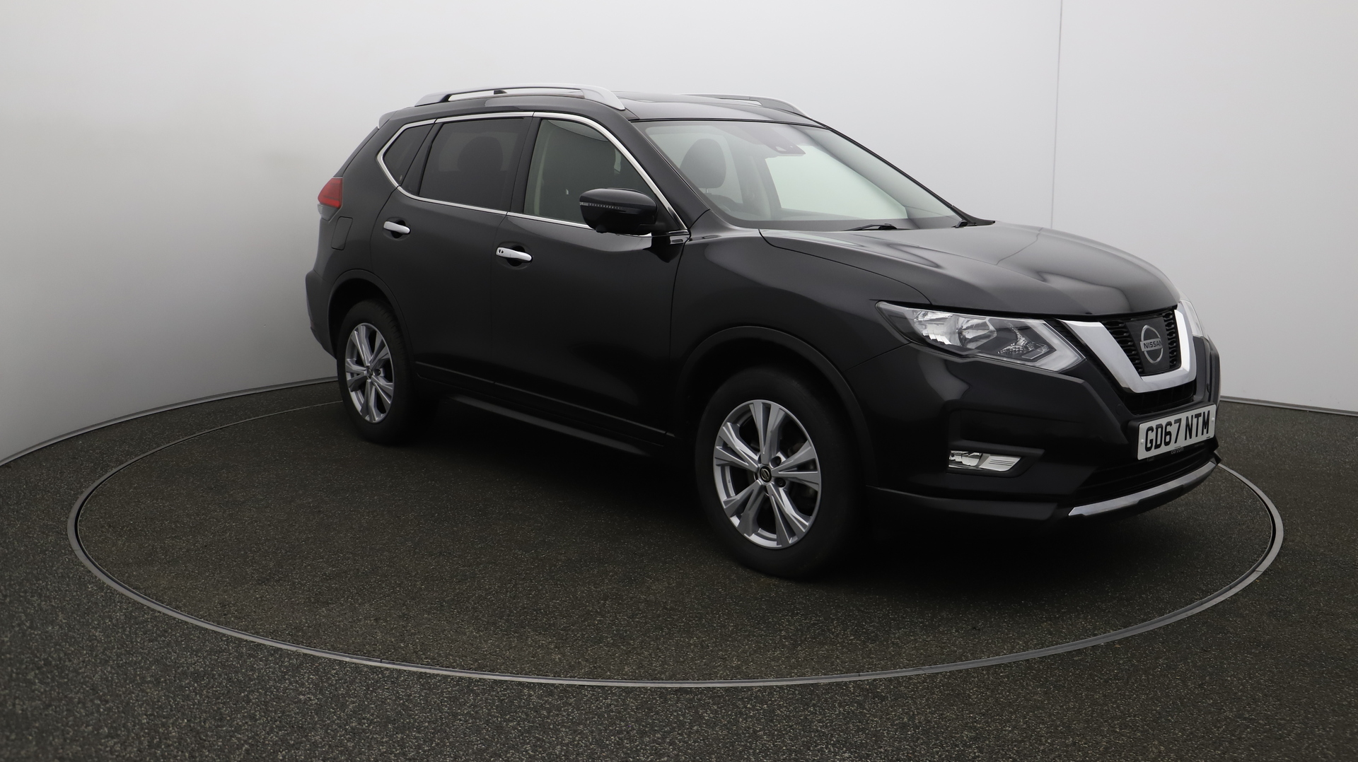 Nissan X-Trail DCI N-CONNECTA XTRONIC 4WD Service History