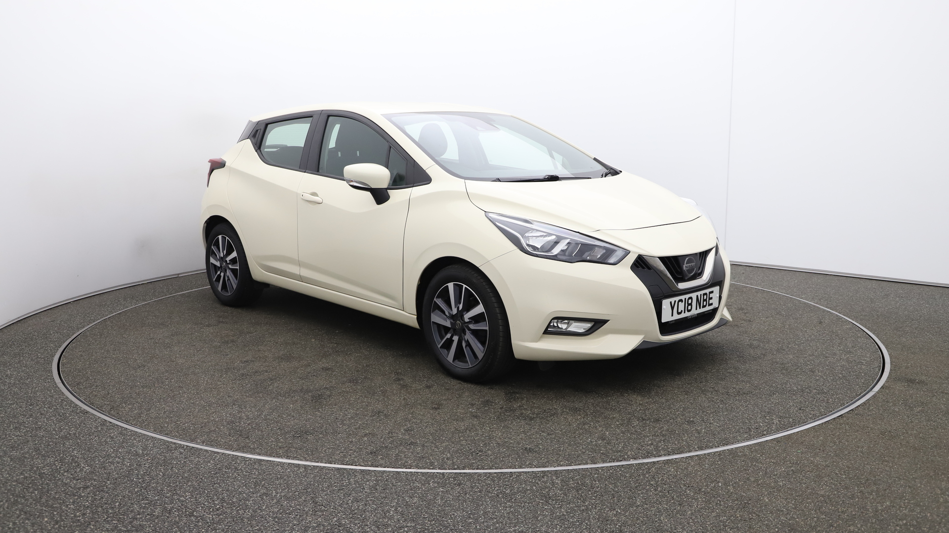 Nissan Micra IG-T ACENTA LIMITED EDITION Service History