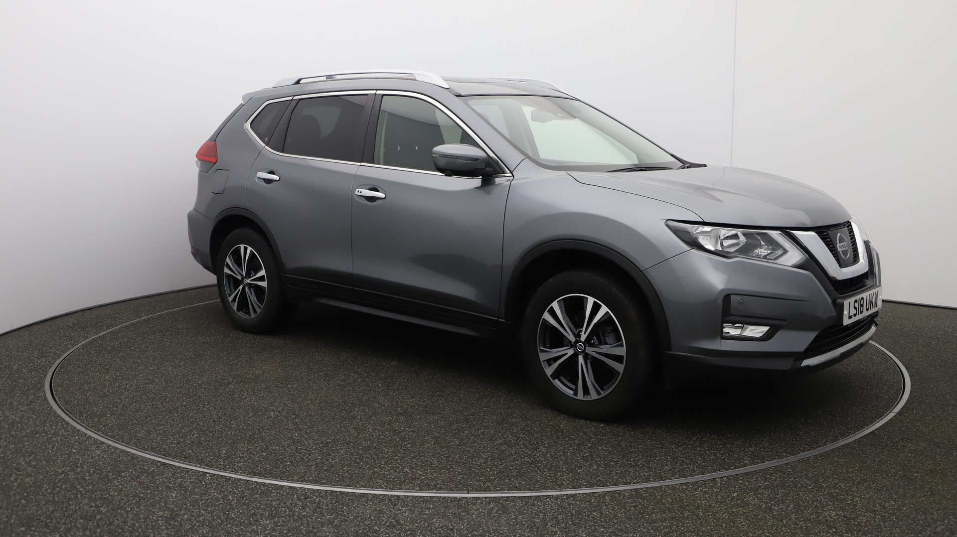 Nissan X-Trail DCI N-CONNECTA Service History