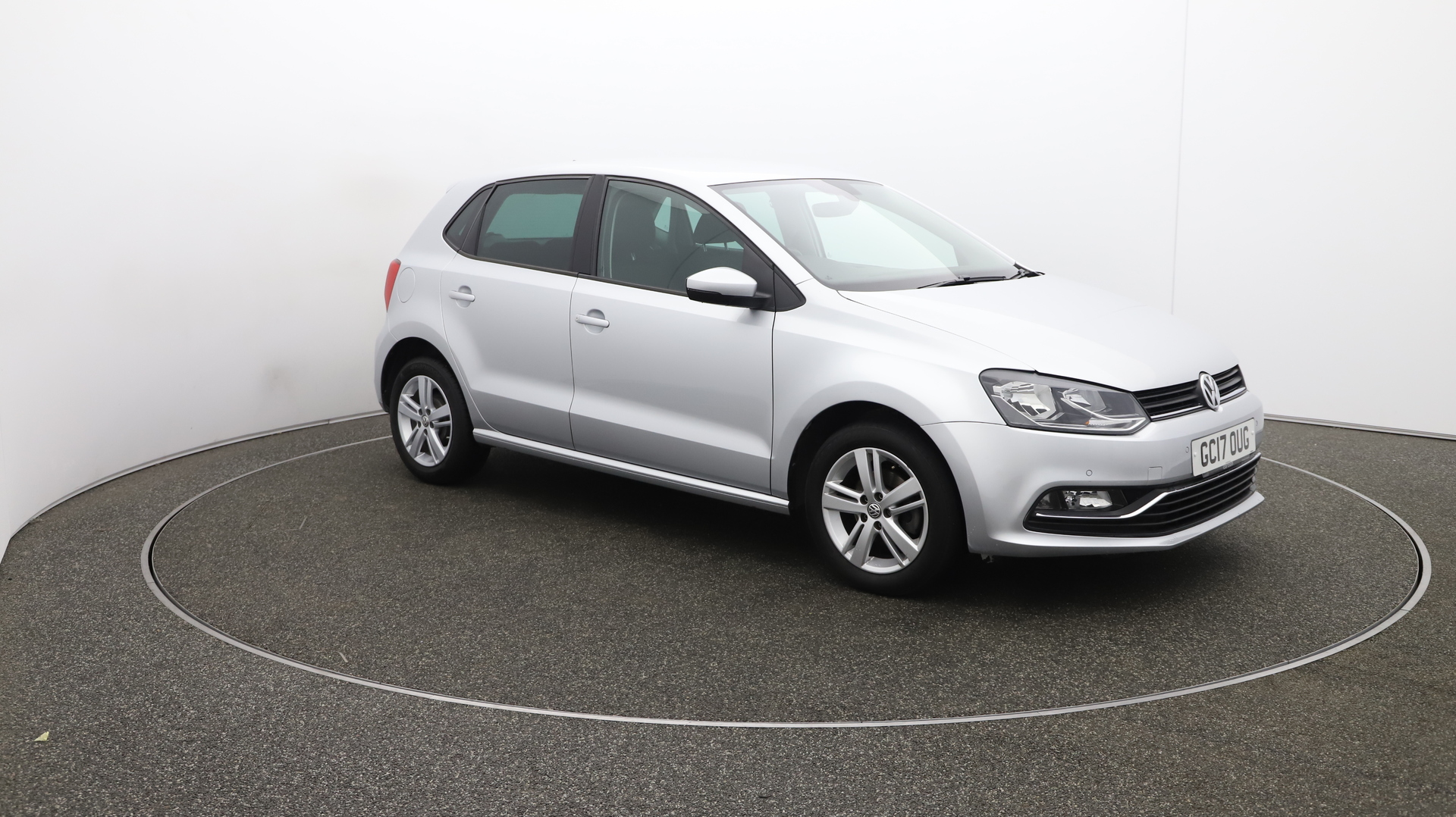 Volkswagen Polo MATCH EDITION Service History