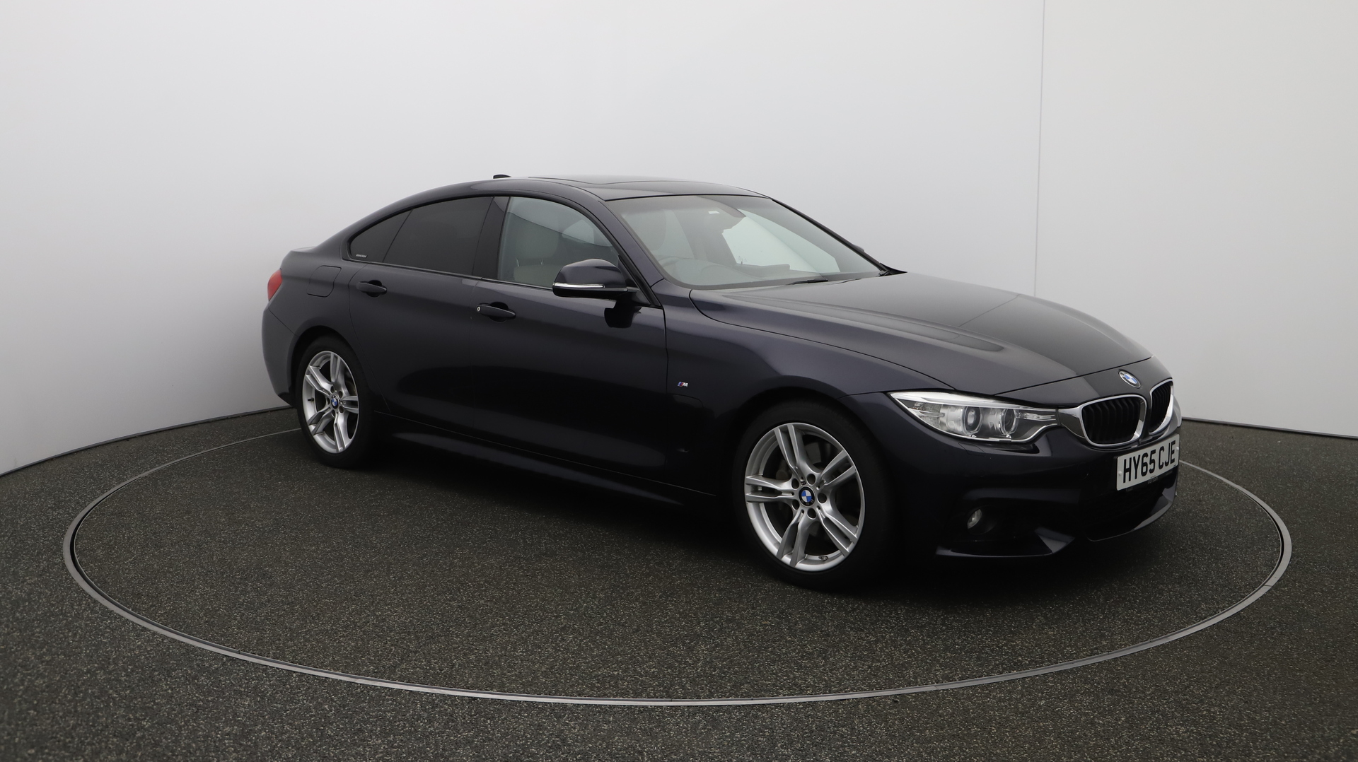 BMW 4 Series 435I M SPORT GRAN COUPE Service History