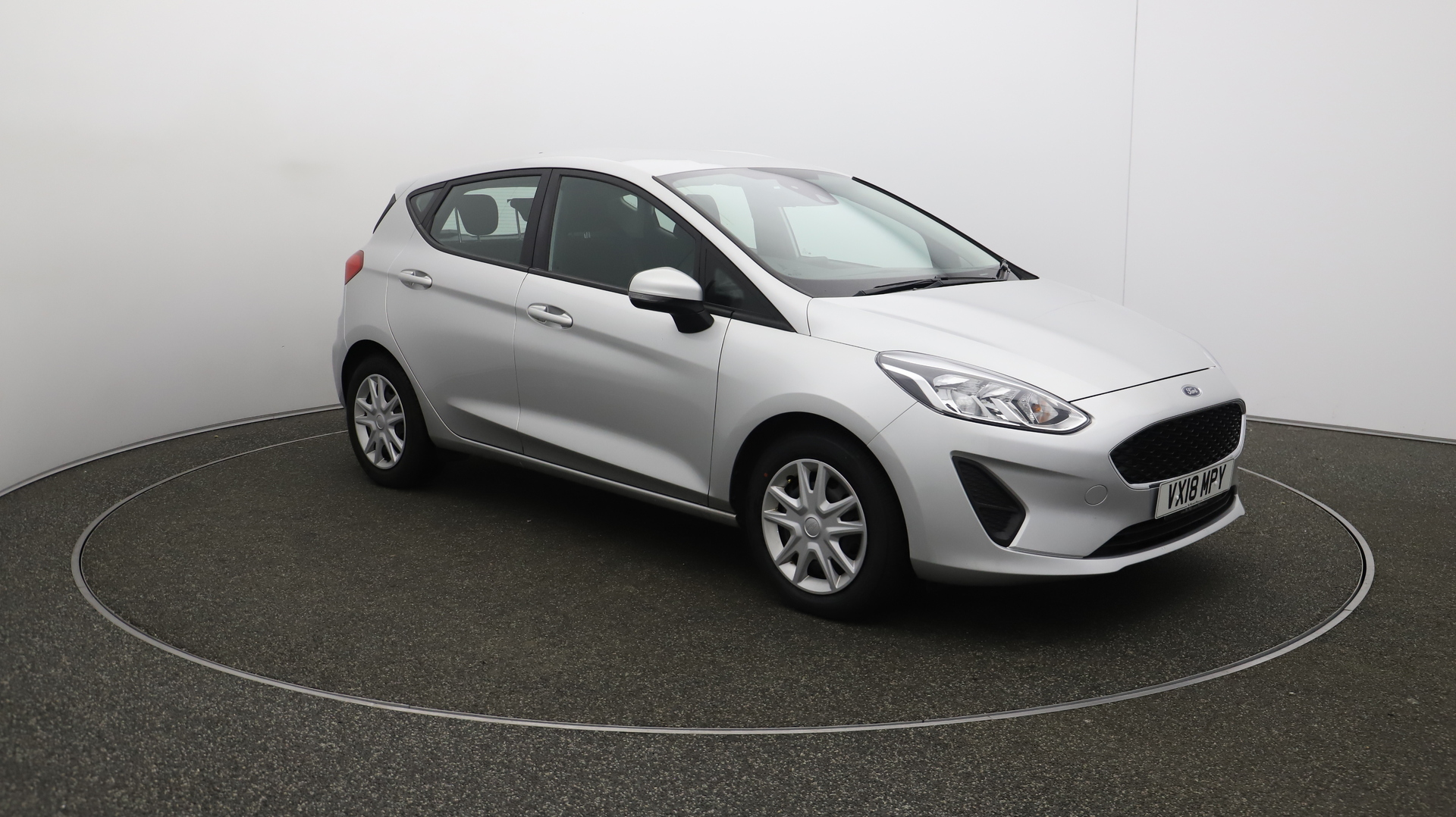 Ford Fiesta STYLE TDCI Service History