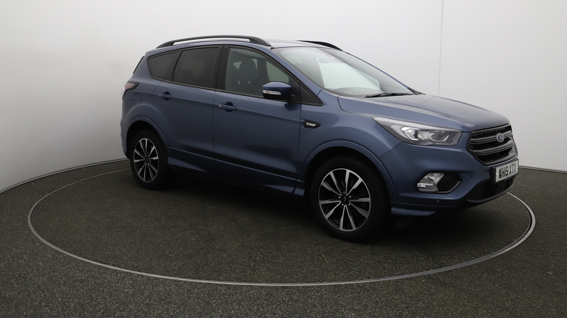 Ford Kuga ST-LINE Service History