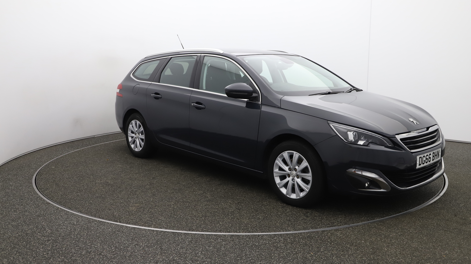 Peugeot 308 BLUE HDI S/S SW ALLURE Service History
