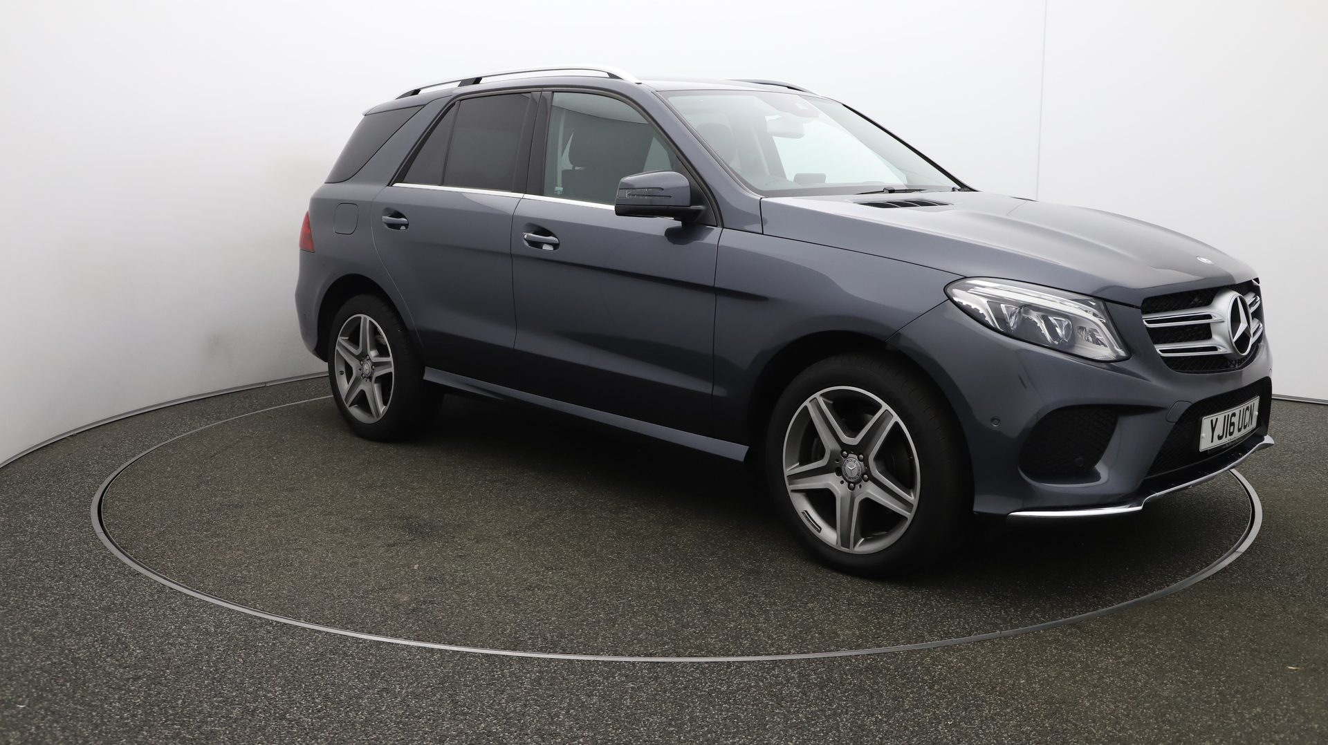 Mercedes-Benz Gle GLE 250 D 4MATIC AMG LINE Service History