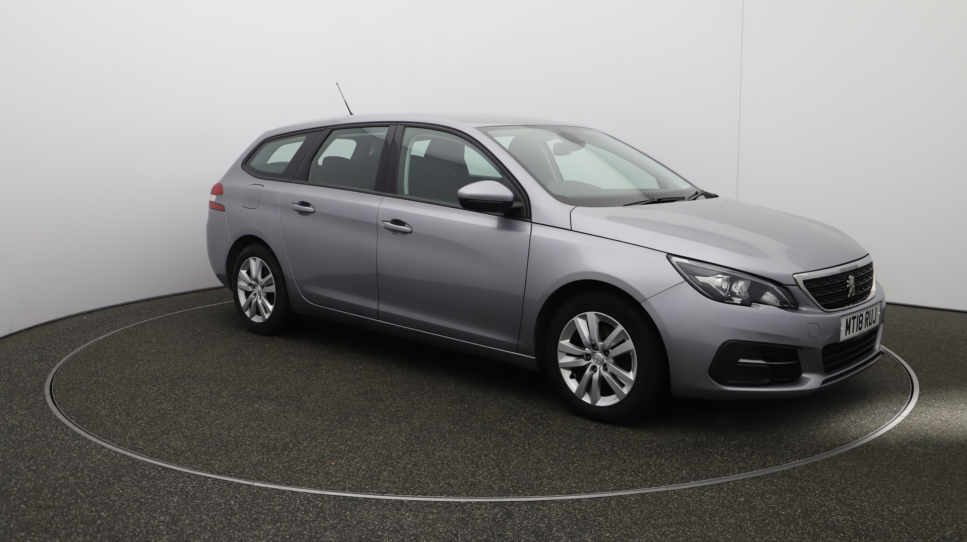 Peugeot 308 BLUE HDI S/S SW ACTIVE Service History