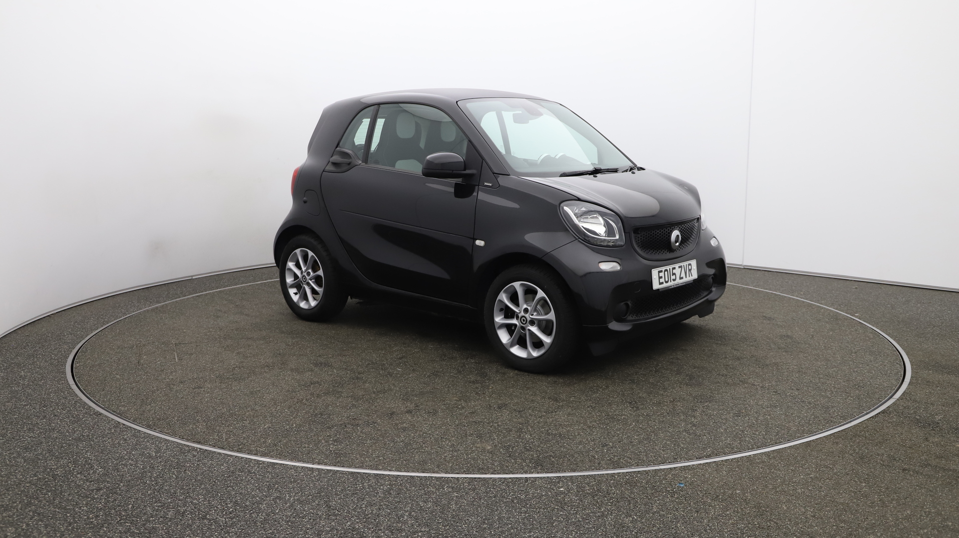 Smart fortwo PASSION Service History