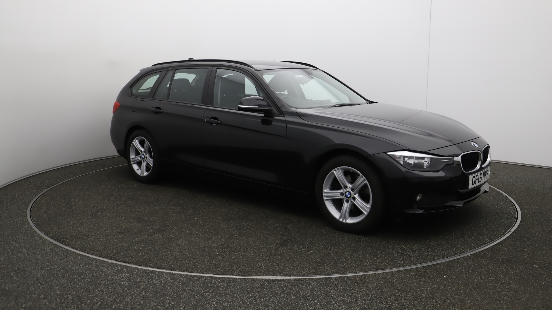 BMW 3 Series 320D SE TOURING Service History