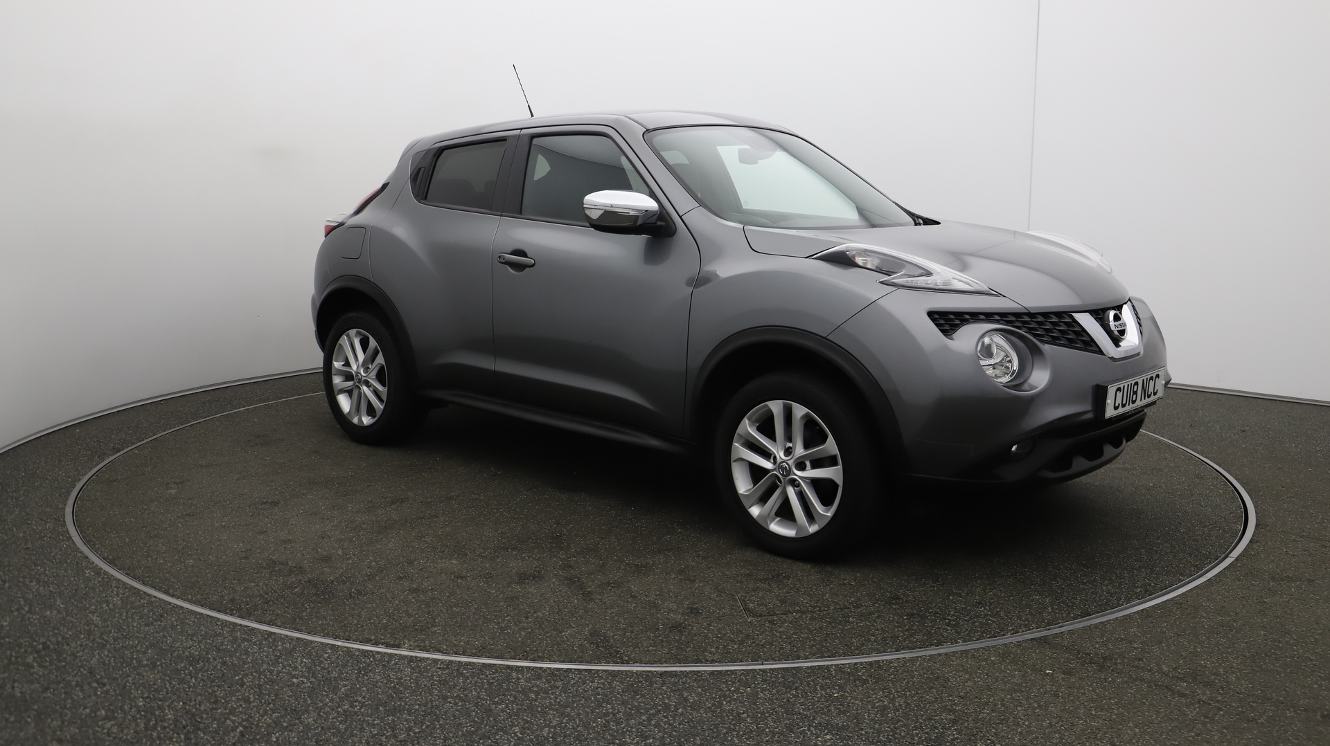 Nissan Juke N-CONNECTA DCI Service History