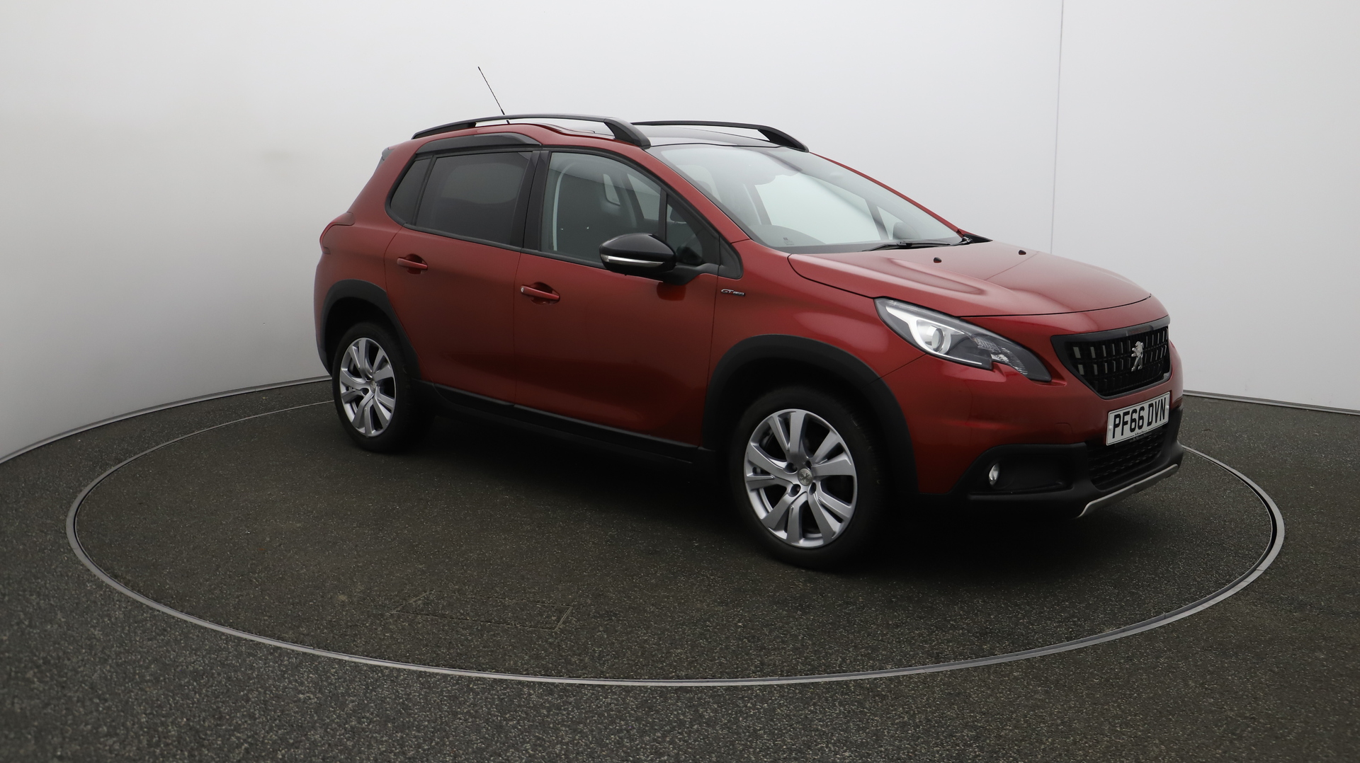 Peugeot 2008 BLUE HDI GT LINE Service History