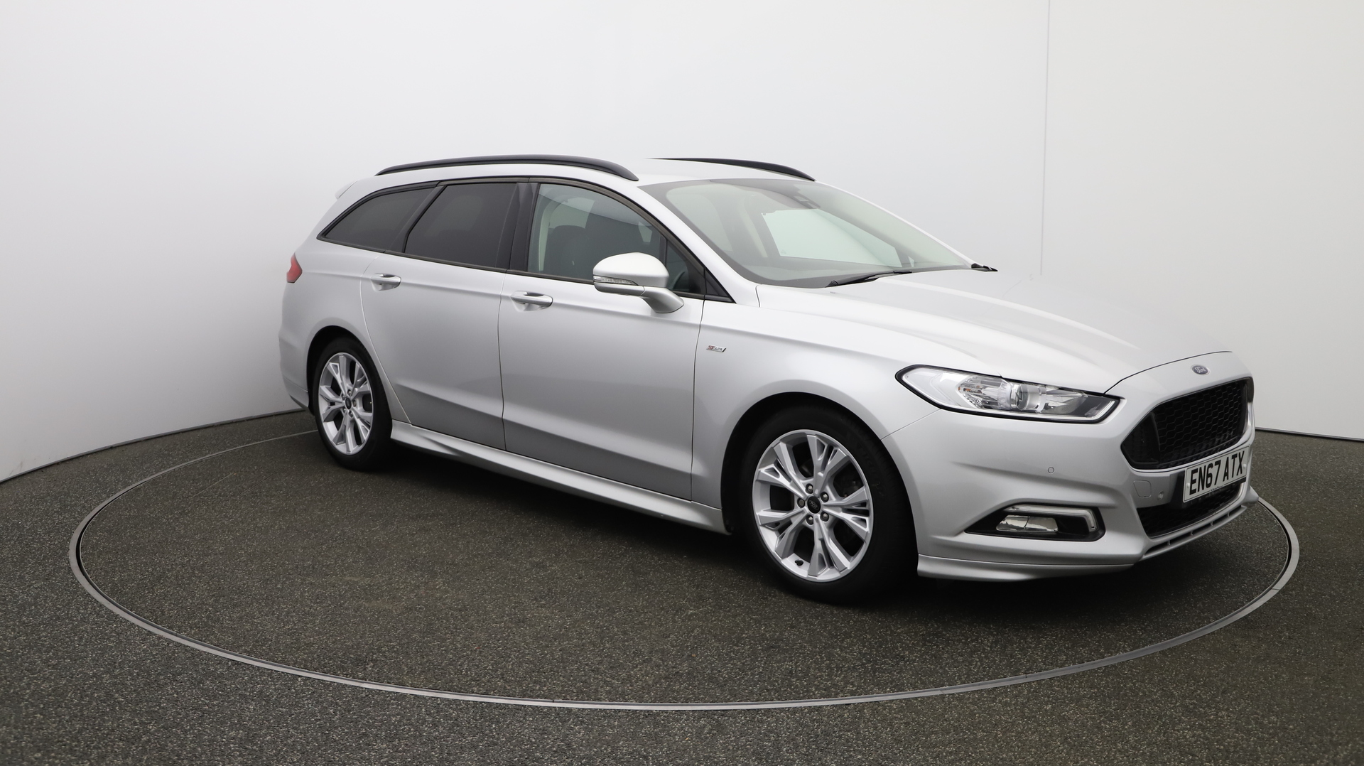 Ford Mondeo ST-LINE TDCI Service History