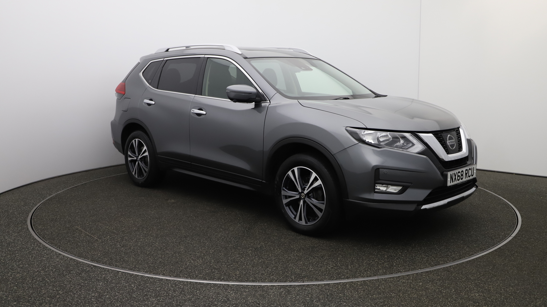 Nissan X-Trail DCI N-CONNECTA XTRONIC Service History