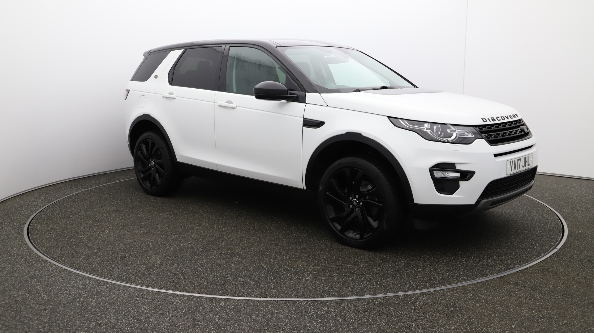 Land Rover Discovery Sport TD4 HSE BLACK Service History