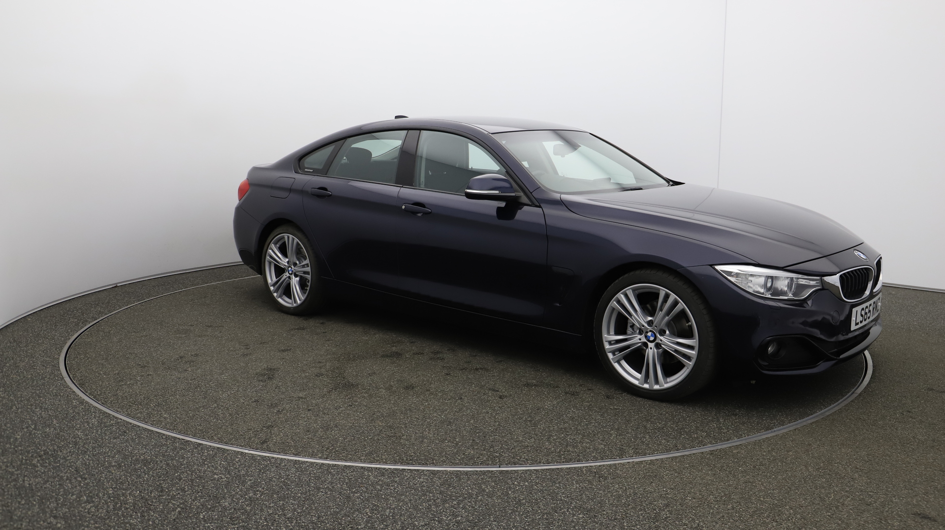 BMW 4 Series Gran Coupe sport-gran-coupe Service History