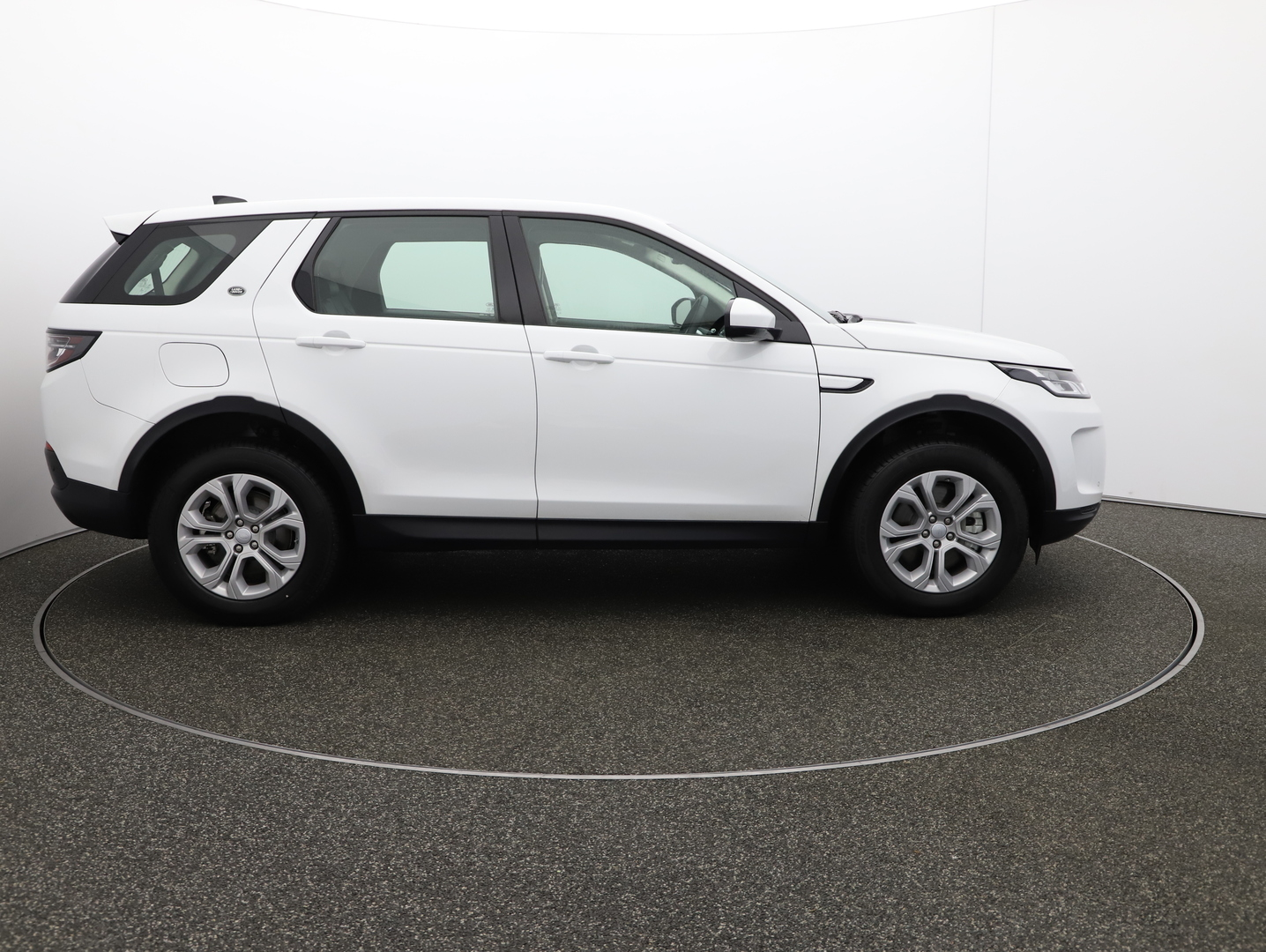 Land Rover Discovery Sport S Service History