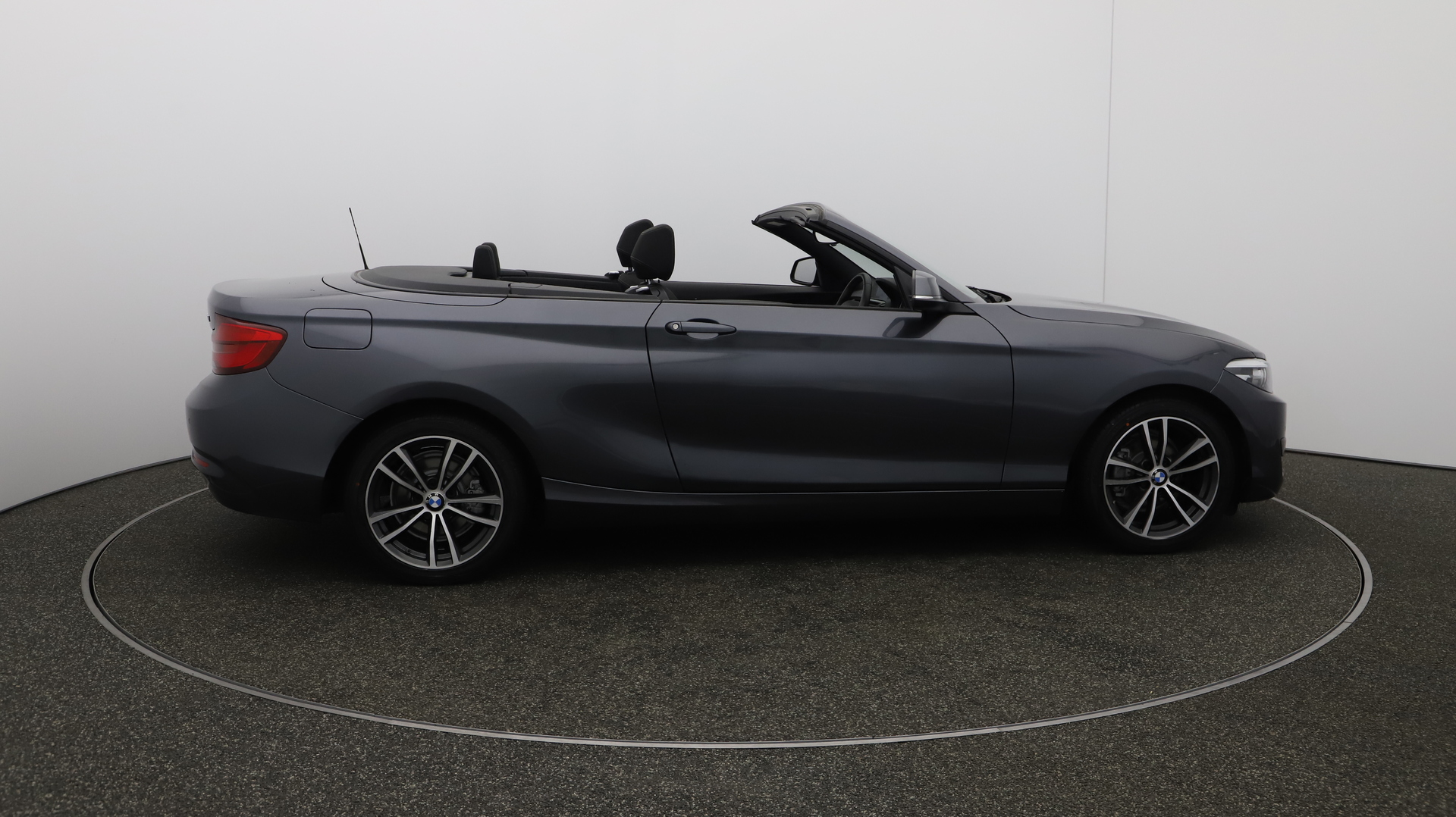 BMW 2 Series 218D SPORT Service History