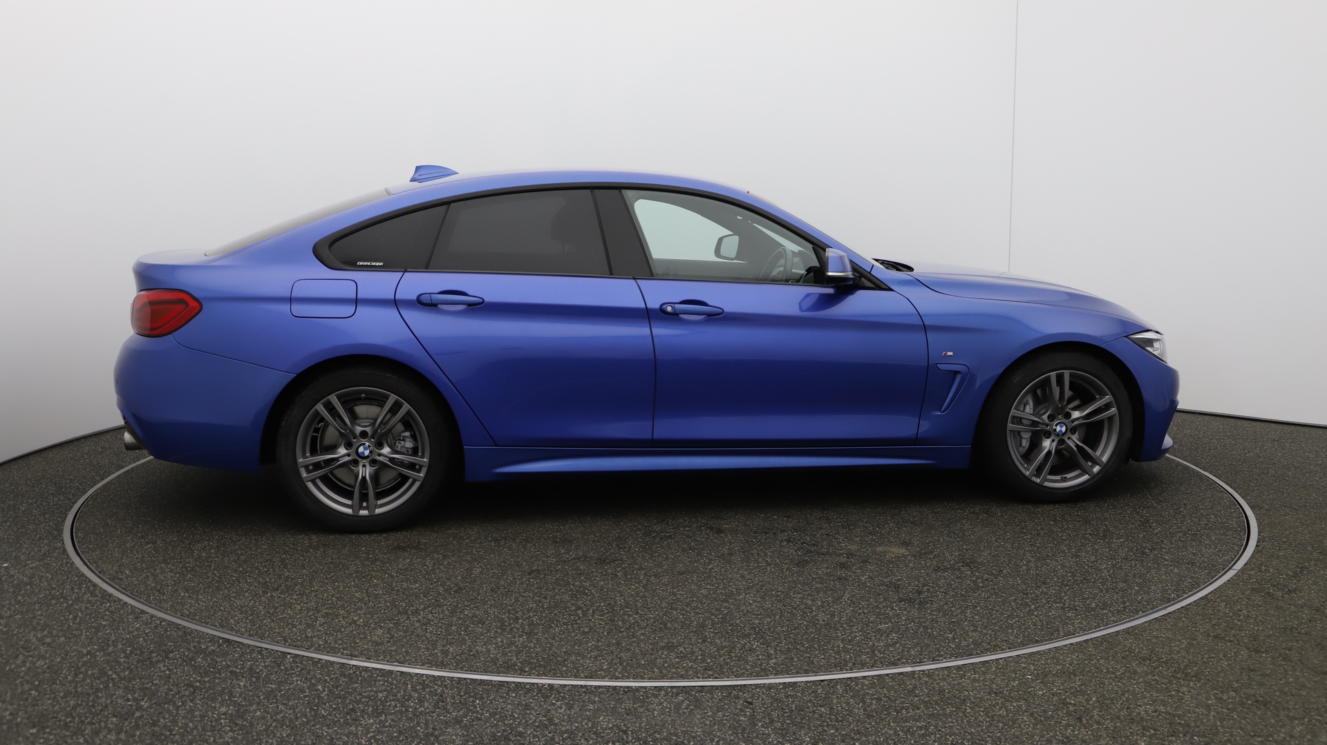 BMW 4 Series Gran Coupe 440I M SPORT GRAN COUPE Service History