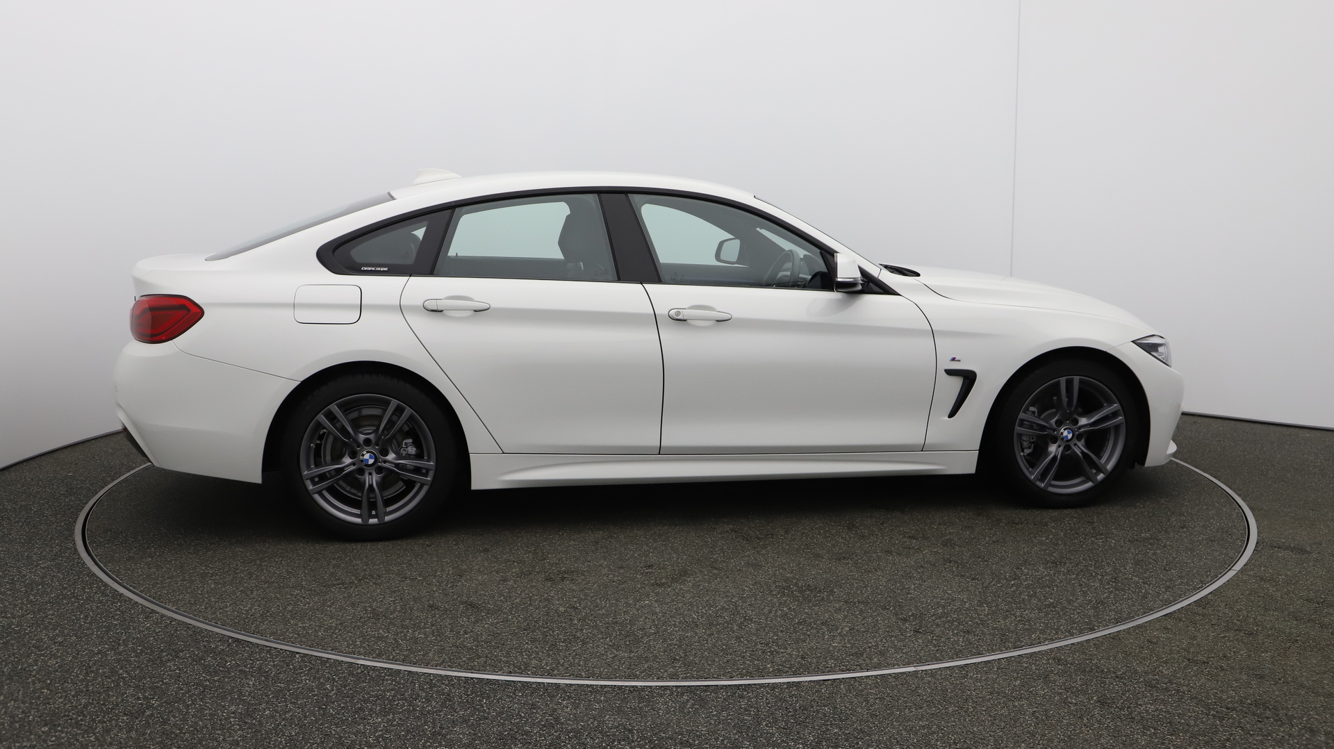 BMW 4 Series 420I M SPORT GRAN COUPE Service History