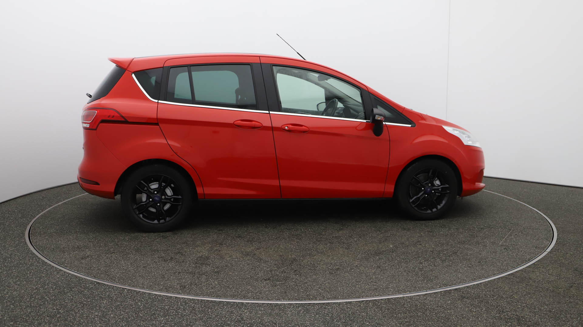 Ford B-Max ZETEC RED EDITION Service History