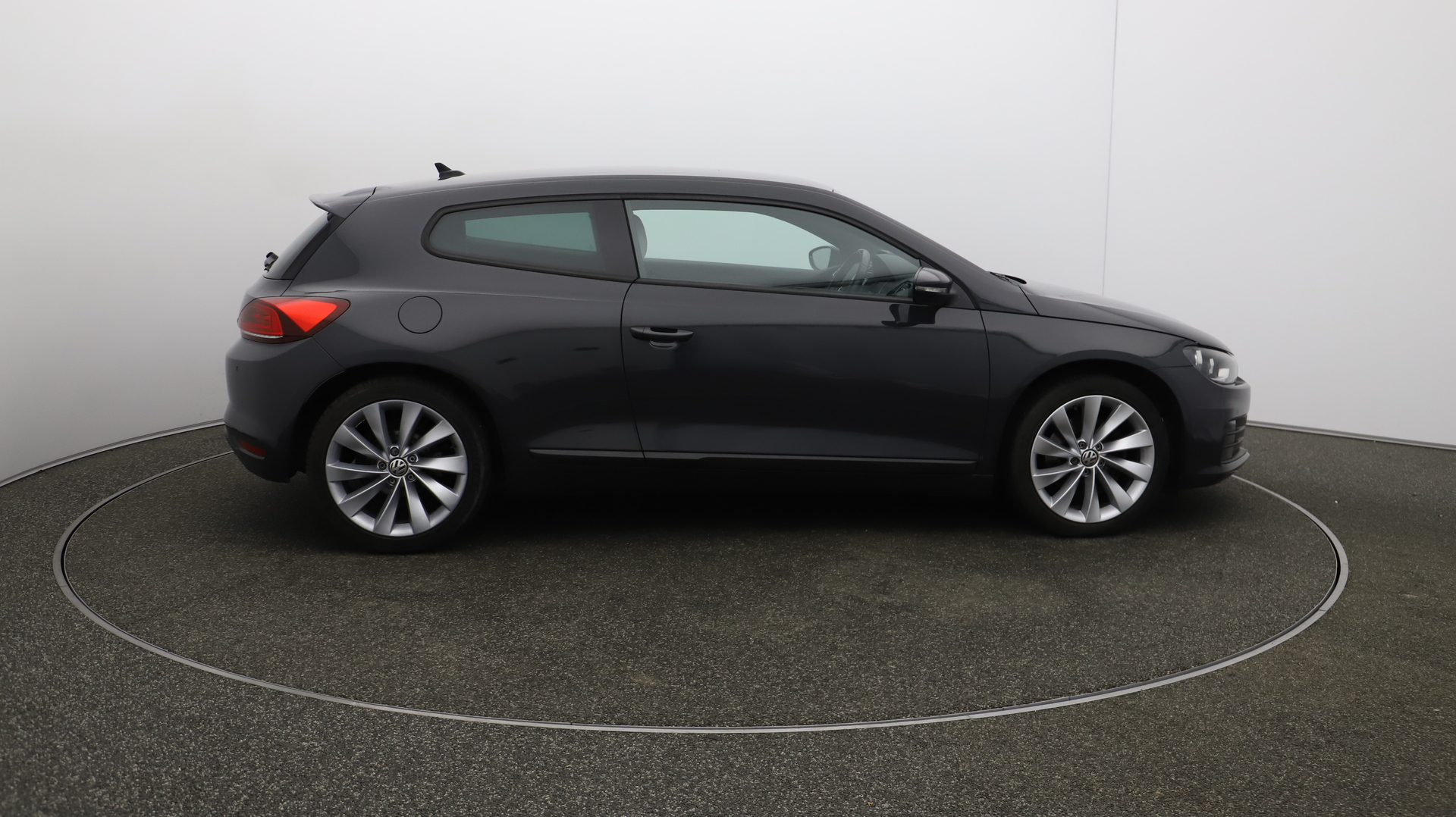 Volkswagen Scirocco GT TSI BLUEMOTION TECHNOLOGY Service History