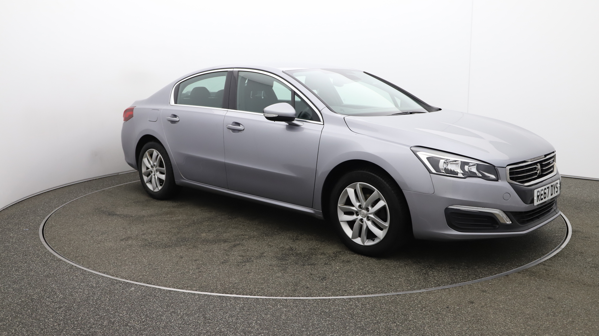 Peugeot 508 BLUE HDI ACTIVE Service History
