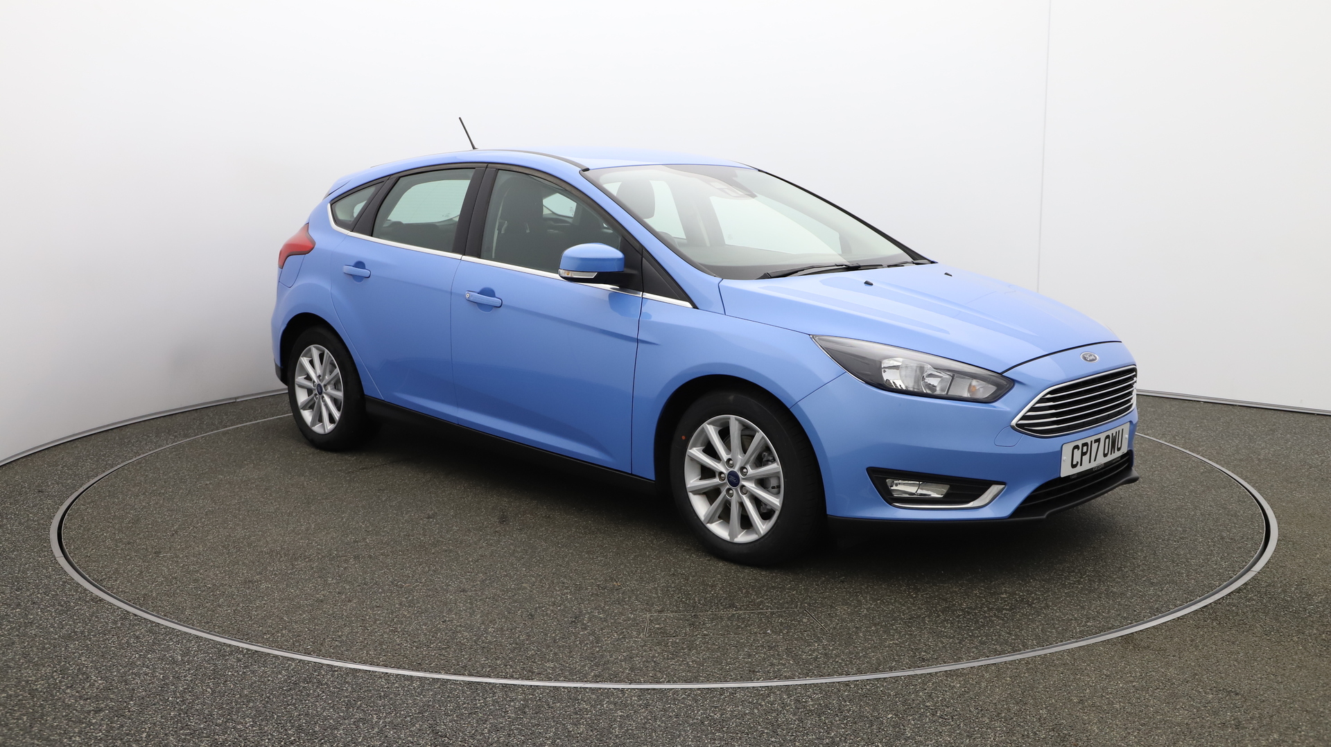 Ford Focus Service History