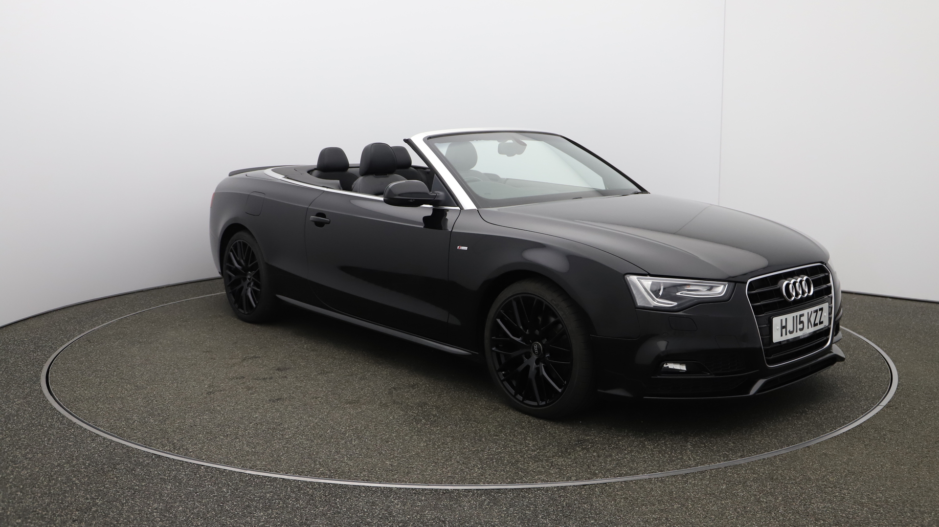 Audi A5 TDI S LINE SPECIAL EDITION PLUS Service History