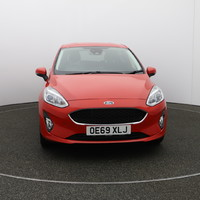 Ford Fiesta TREND Optional Extras