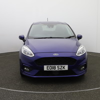Ford Fiesta ST-LINE Optional Extras