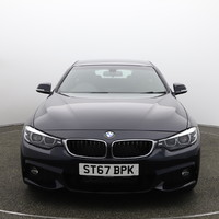 BMW 4 Series Gran Coupe 420D M SPORT GRAN COUPE Optional Extras