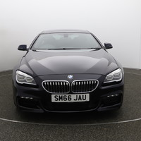 BMW 6 Series 640I M SPORT GRAN COUPE Optional Extras