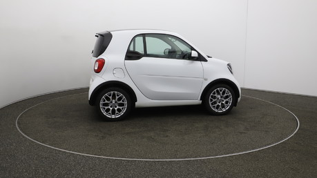 Smart fortwo EDITION WHITE T 2