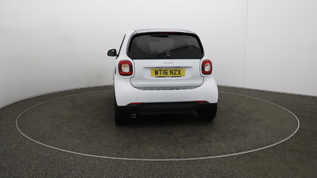 Smart fortwo EDITION WHITE T 4