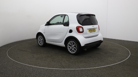Smart fortwo EDITION WHITE T 5