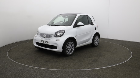 Smart fortwo EDITION WHITE T 7