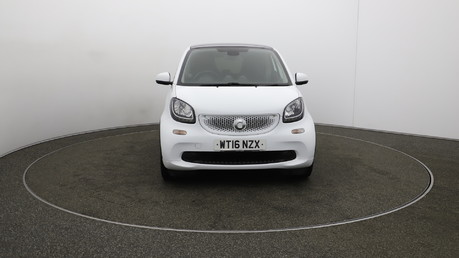 Smart fortwo EDITION WHITE T 8