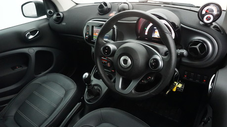 Smart fortwo EDITION WHITE T 9