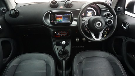 Smart fortwo EDITION WHITE T 13