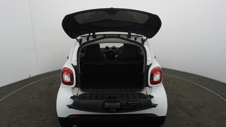 Smart fortwo EDITION WHITE T 17