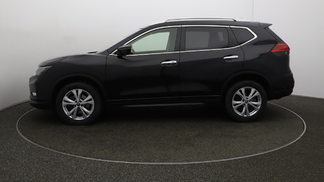 Nissan X-Trail DCI N-CONNECTA XTRONIC 4WD 6
