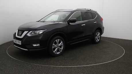 Nissan X-Trail DCI N-CONNECTA XTRONIC 4WD 7