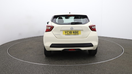 Nissan Micra IG-T ACENTA LIMITED EDITION 4