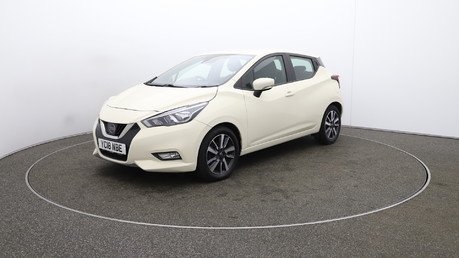 Nissan Micra IG-T ACENTA LIMITED EDITION 7