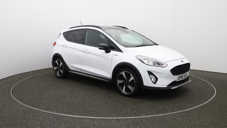 Ford Fiesta ACTIVE B AND O PLAY