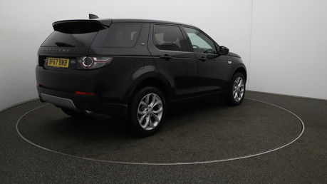Land Rover Discovery Sport TD4 HSE 3