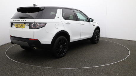 Land Rover Discovery Sport TD4 HSE BLACK 3