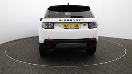 Land Rover Discovery Sport TD4 HSE BLACK 4