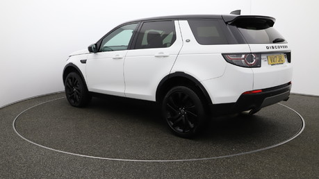 Land Rover Discovery Sport TD4 HSE BLACK 5
