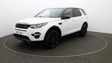 Land Rover Discovery Sport TD4 HSE BLACK 7