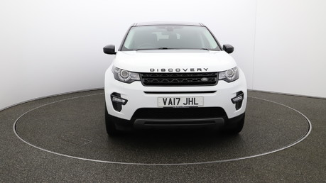 Land Rover Discovery Sport TD4 HSE BLACK 8